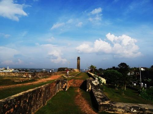 Festung Galle